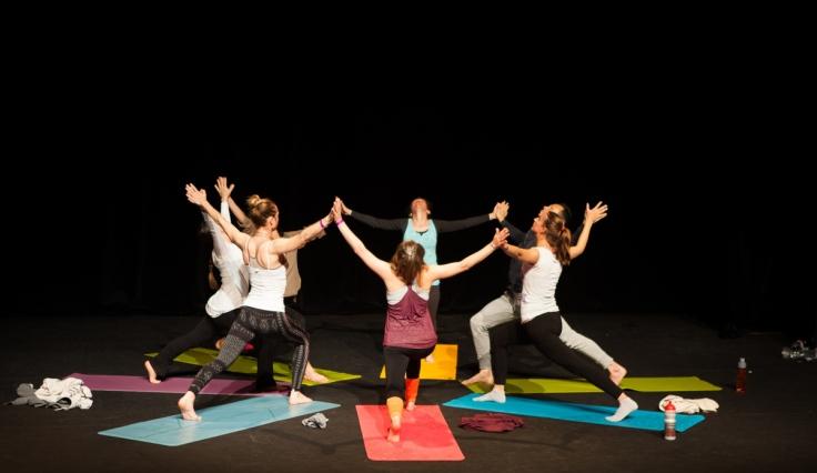 Acro Yoga Open Circle
