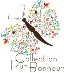 logo pur bonheur collection festival yoga val d'isère