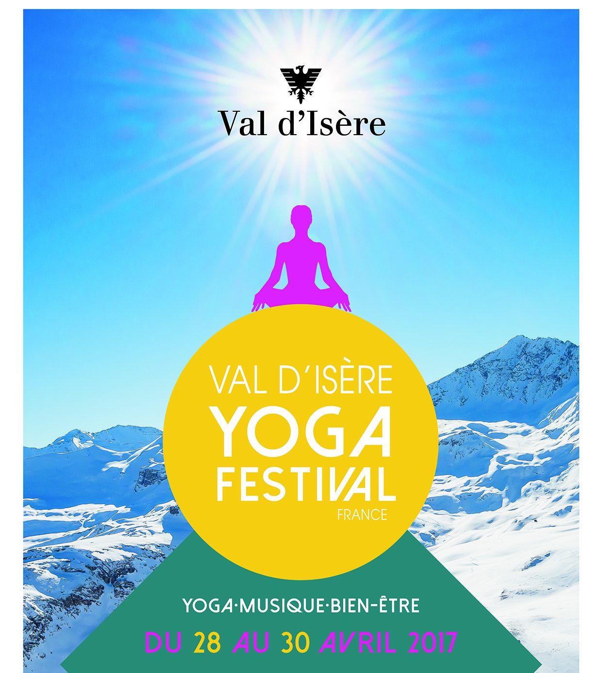 Festival de yoga de Val d'Isère